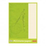Милиметрова хартия Herlitz...