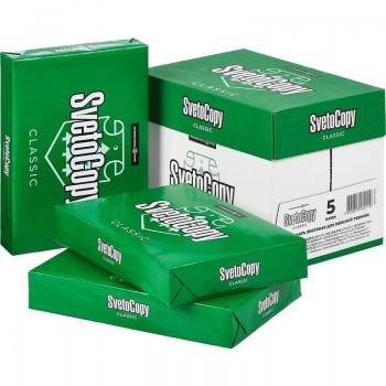 50 пакета Копирна хартия SvetoCopy A4 500 л. 80 g/m2