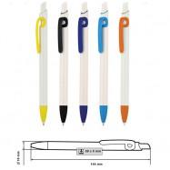 Химикалка пластмаса - 1МР9154