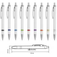 Химикалка пластмаса 1MP9027