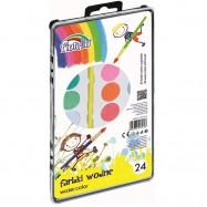 Водни бои Fiorello 24 цвята