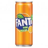 Fanta портокал 0.33 l