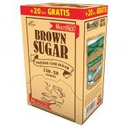 Кафява захар 4 g 150 бр.