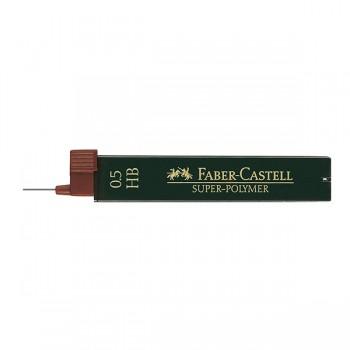 Графити НВ - Faber-Castell 0.5мм. 12бр.