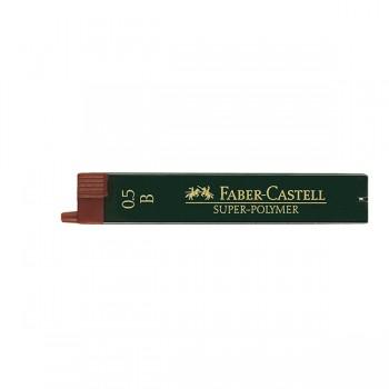 Графити В - Faber-Castell 0.5мм. 12бр.