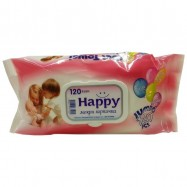 Влажни кърпи за ръце Happy...
