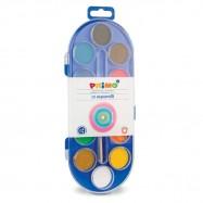 Акварелни бои Primo 12 цвята