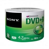 DVD+R Sony 16x 4.7 GB - 50...