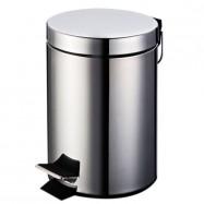 Метален кош с педал 12 литра
